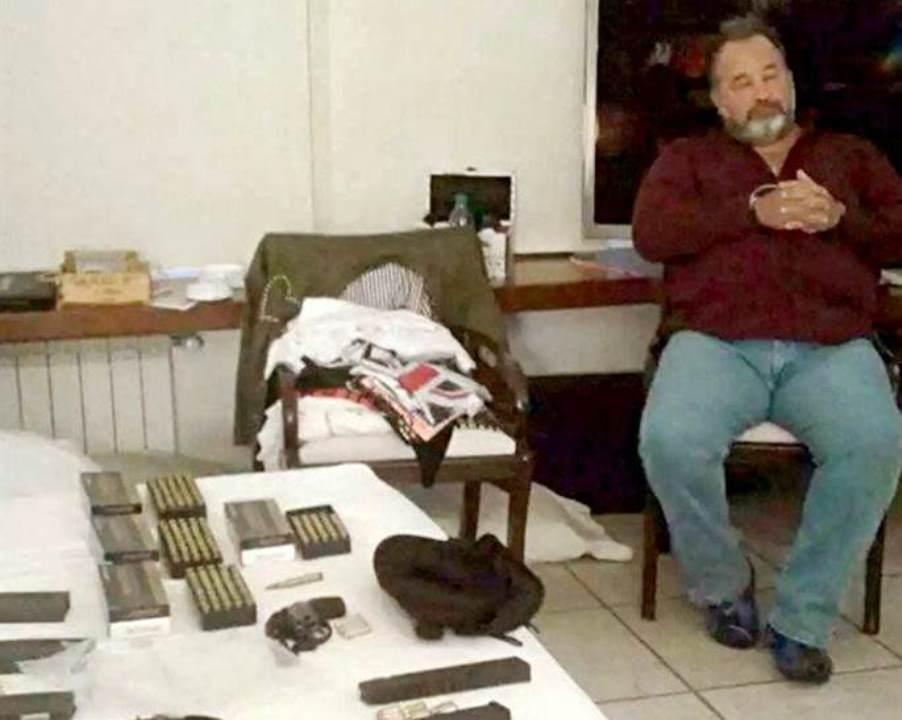 Detuvieron en Punta del Este a un multimillonario gremialista K
