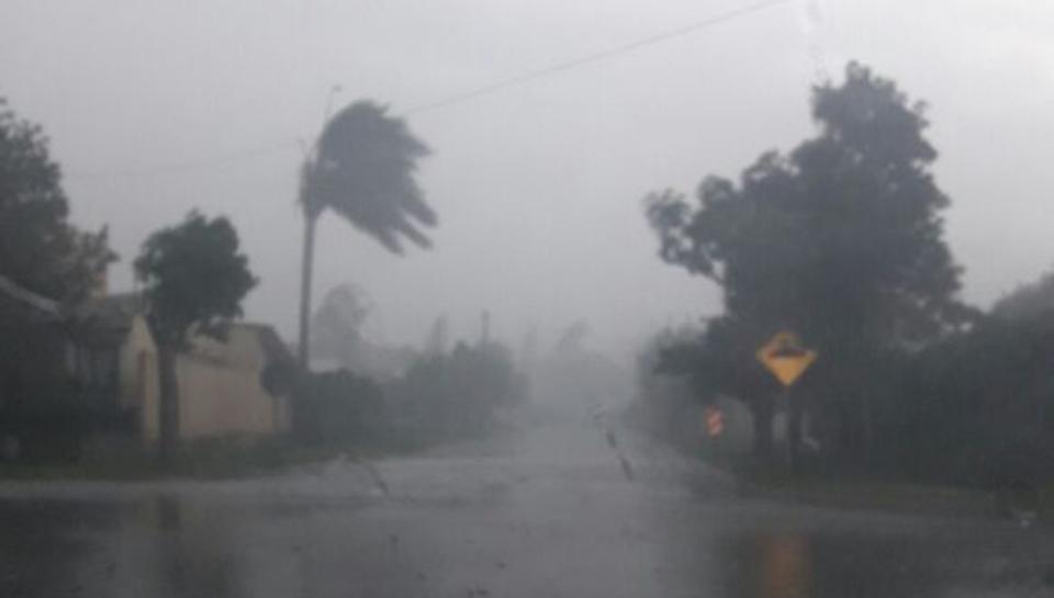 Valle Central: pronostican lluvias y tormentas fuertes hasta el sábado