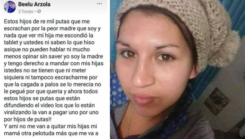Madre amenaza a su hija de muerte por una tablet