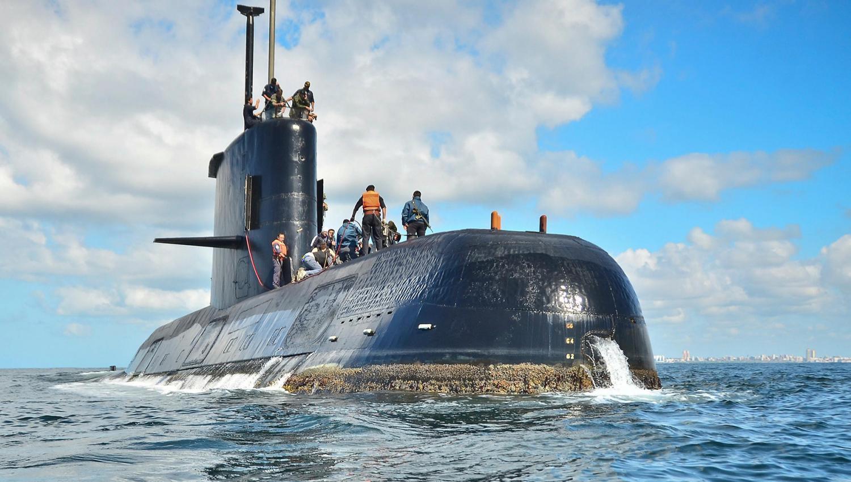 Submarino ARA San Juan: confirmaron que la tripulación murió sin dolor