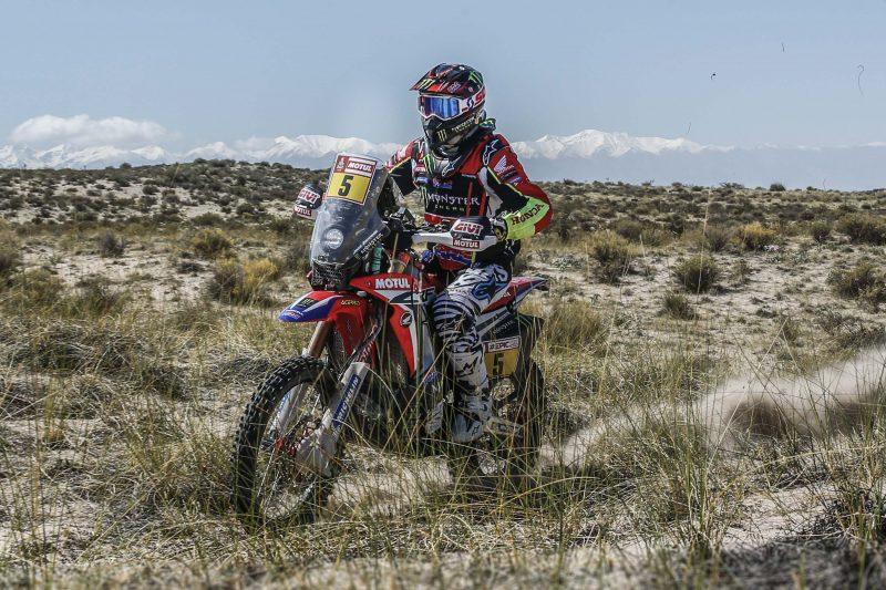 Hoy no hay competencia para cuadris y motos — Rally Dakar
