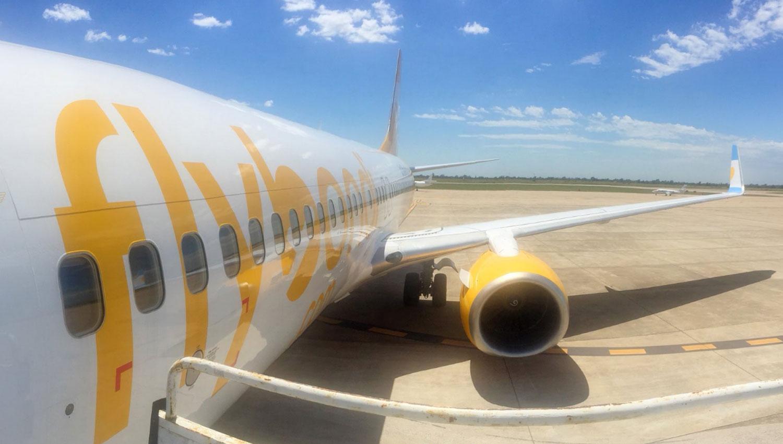 Flybondi minimizó el aterrizaje de emergencia del vuelo de prueba