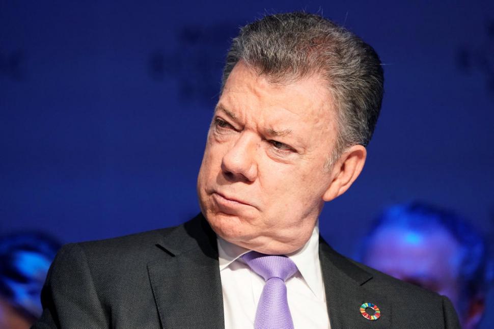 Presidente colombiano inicia visita oficial a Austria