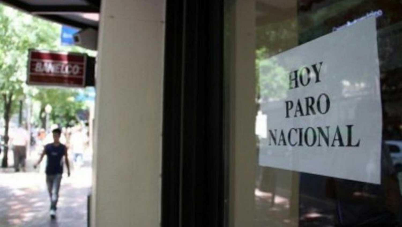 Nuevo paros en el Banco Provincia