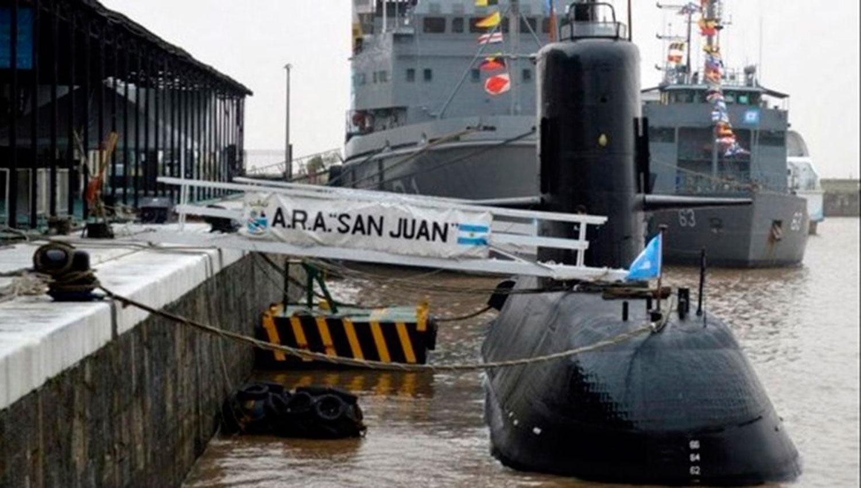 Robot ruso inspeccionará nuevos contactos — ARA San Juan
