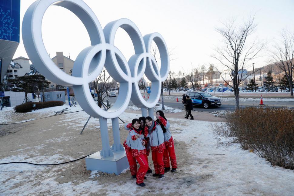 La hermana de Kim llega a Seúl en una visita histórica