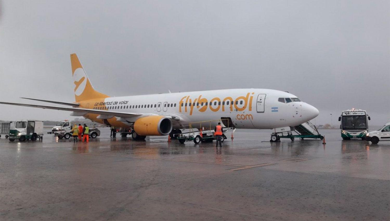 Debuta el vuelo Córdoba-Buenos Aires de Flybondi: ¿cuánto cuesta?