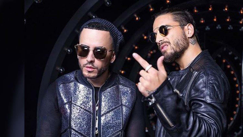 Yandel estrena 'Sólo Mía' a dueto con Maluma