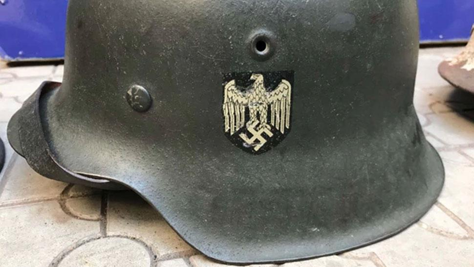 Secuestraron una colección de objetos nazis en Salta