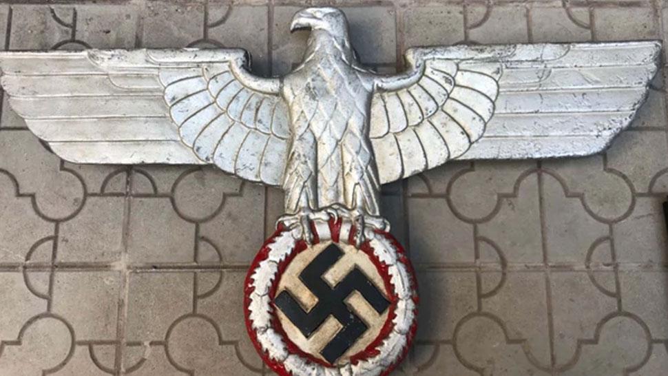 Secuestran una colección de objetos nazis en Salta