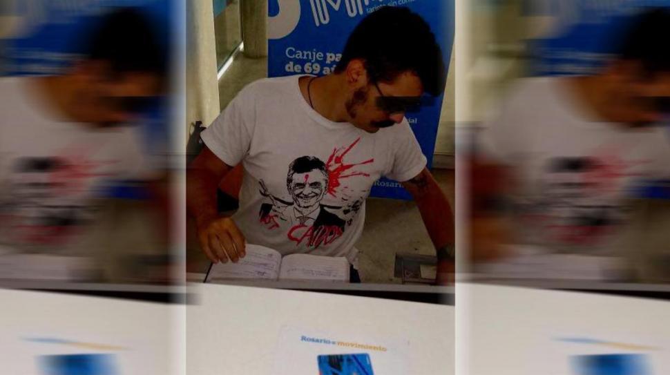 El diputado Tailhade amplió la denuncia contra Luis Caputo