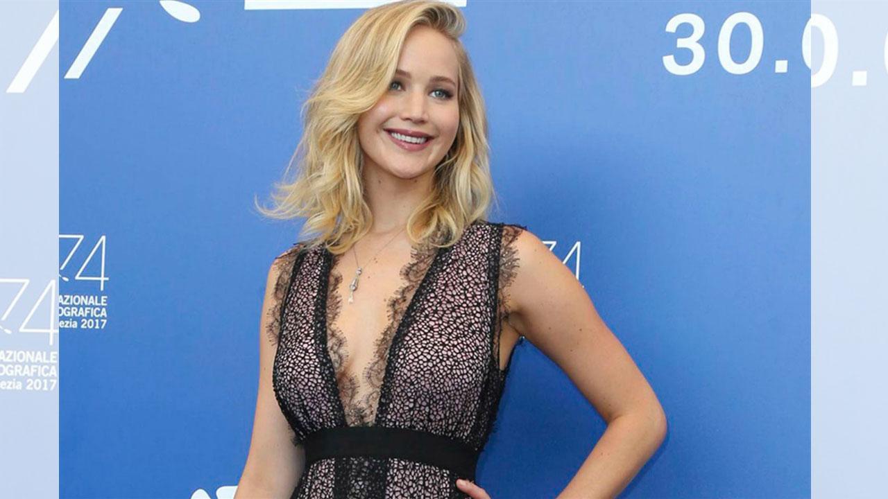 Jennifer Lawrence dejará la actuación durante un año