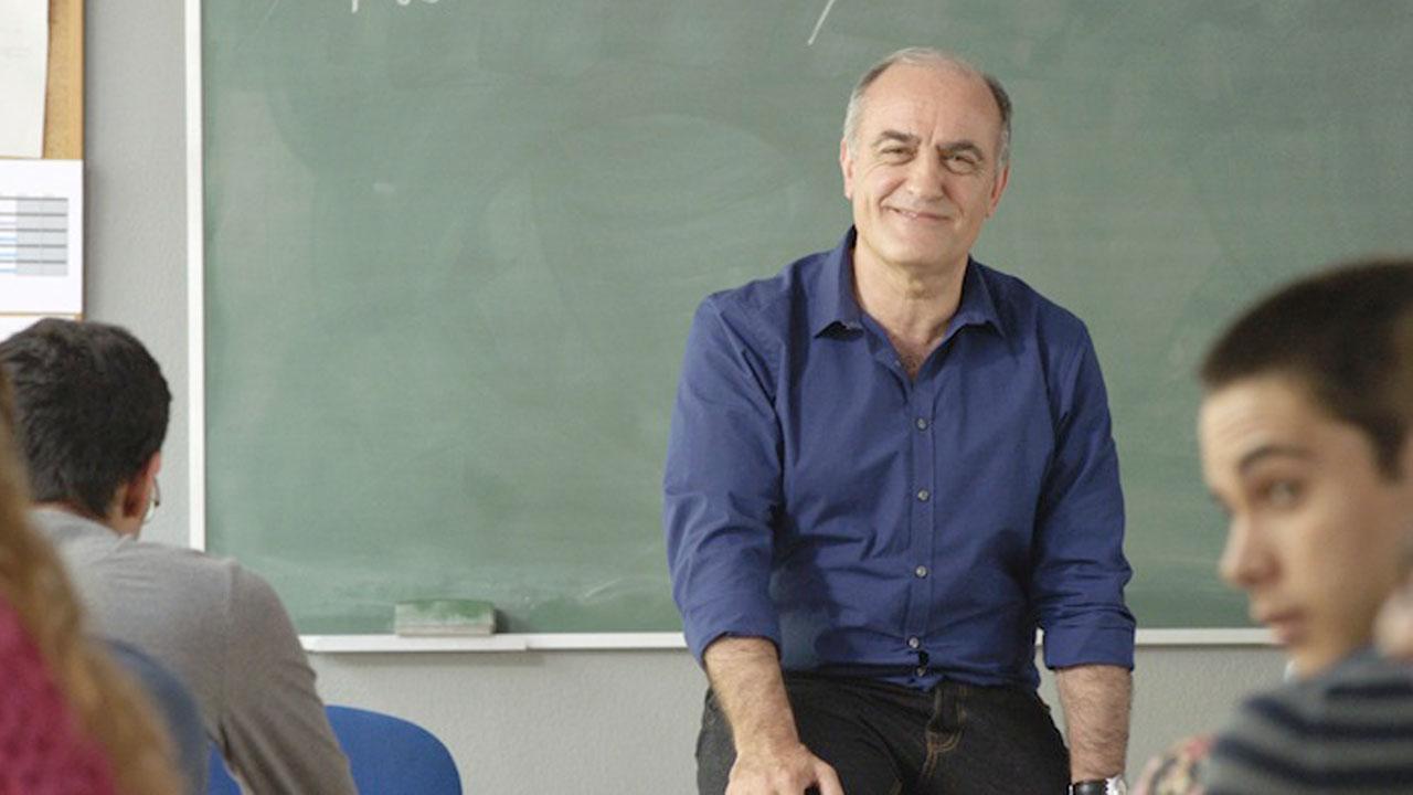 El actor de Merlí se solidarizó con los docentes argentinos