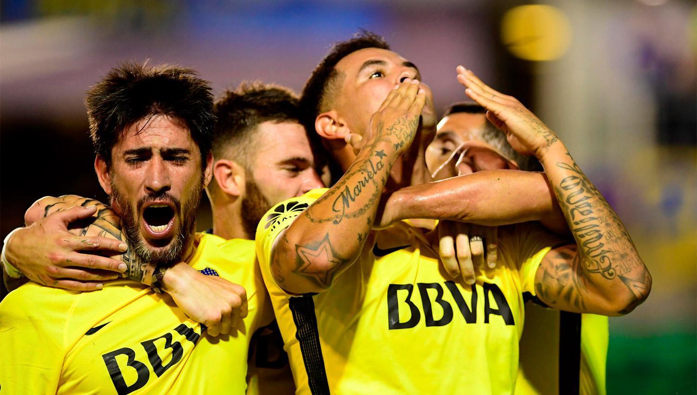 ¡Sobre el final! Boca le ganó a Tigre en la última jugada