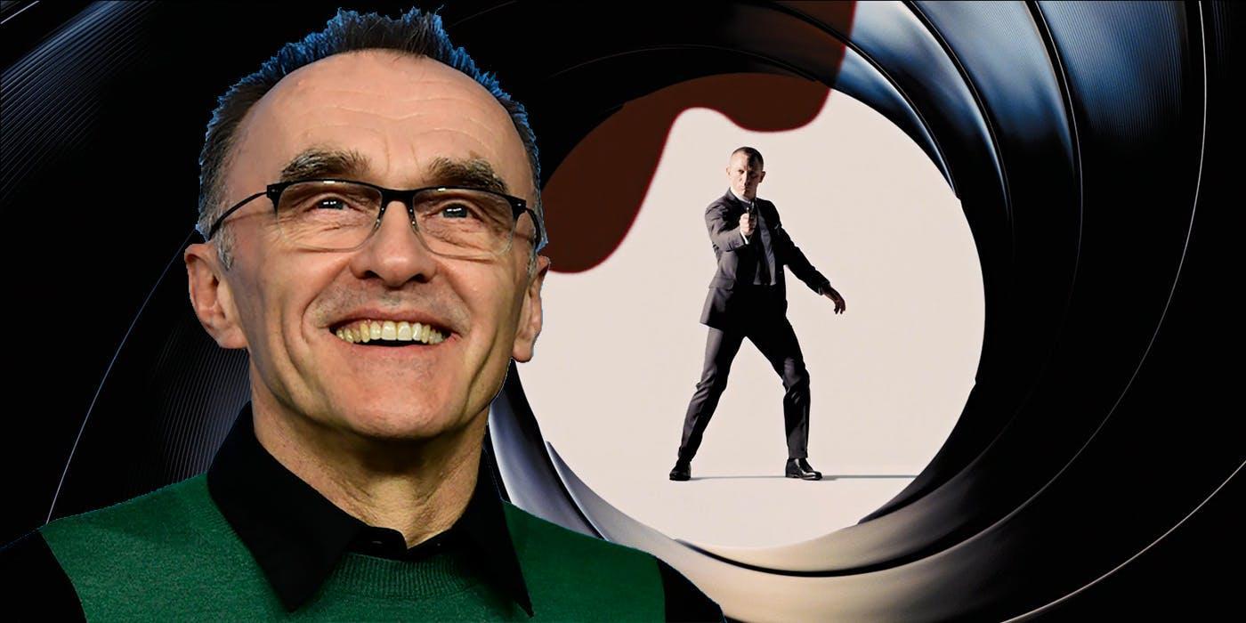 Danny Boyle escribe y dirigirá 'James Bond 25'