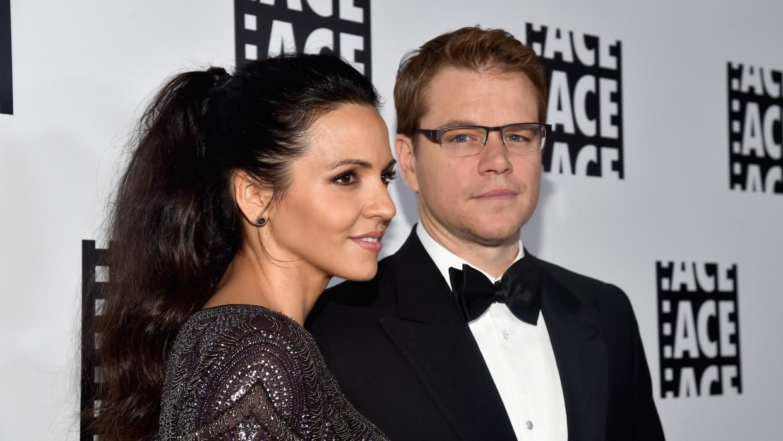 Matt Damon se muda a Australia por culpa de Trump
