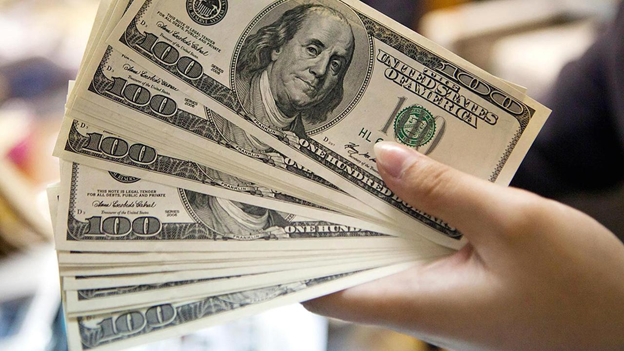 Tras la intervención del Banco Central, el dólar cerró a $20,53