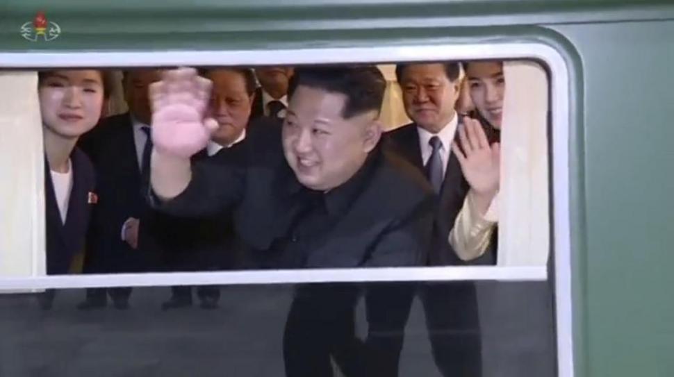 Kim Jong-un asiste a concierto de K-pop