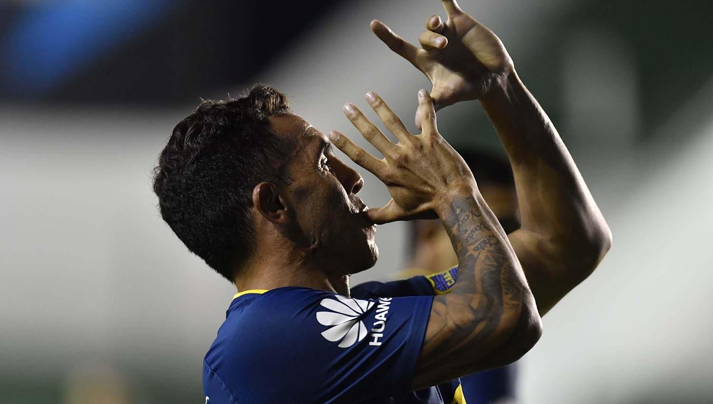 Palmeiras vs Boca Juniors, Copa Libertadores 2018 — En vivo