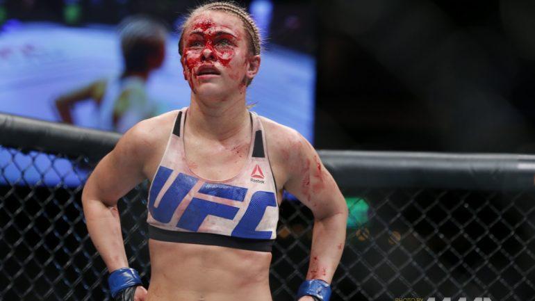 Luchadora de la UFC reveló violación grupal sufrida en su adolescencia