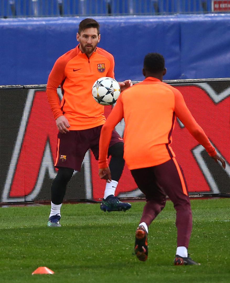 Lionel Messi discutió con Ernesto Valverde por la eliminación en Champions
