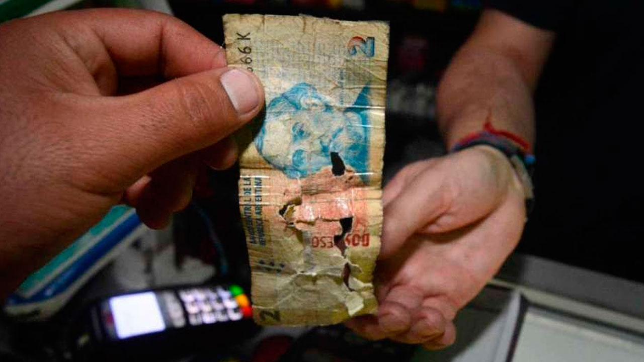 Extienden el plazo para canjear los billetes de $ 2