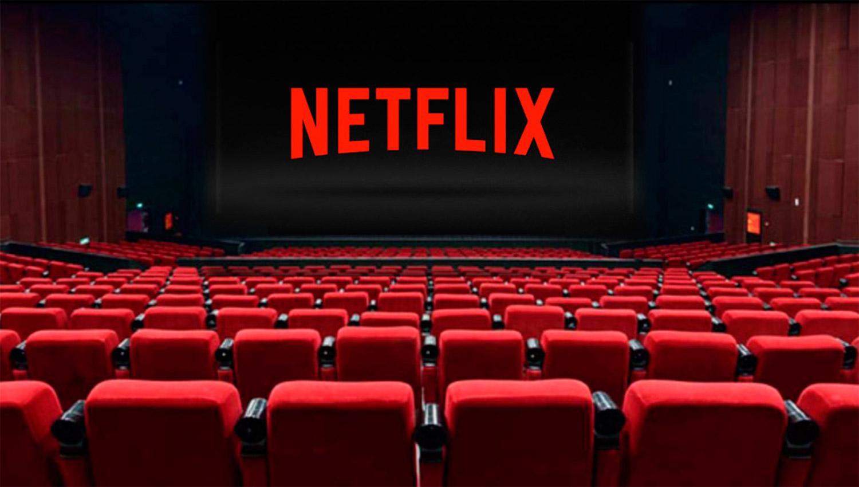 Netflix busca adquirir sus propias salas de cine