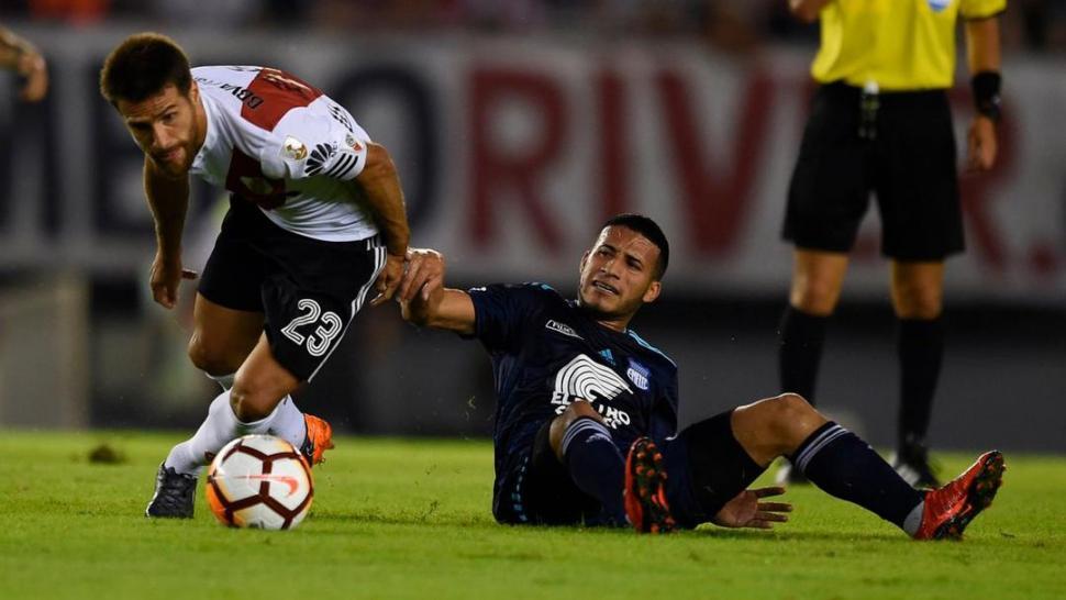 River Plate cumple en casa y se arrima a octavos