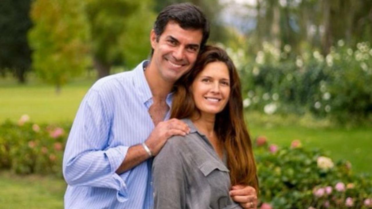 Nació Isabelita, la primera hija de Isabel Macedo y Juan Manuel Urtubey