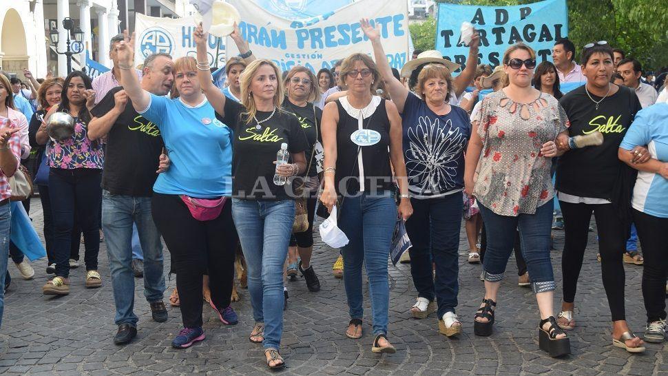 ATECA adhiere al paro nacional convocado por CTERA