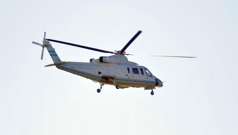 Rescatan a comitiva presidencial de Argentina tras aterrizaje de emergencia en Catamarca