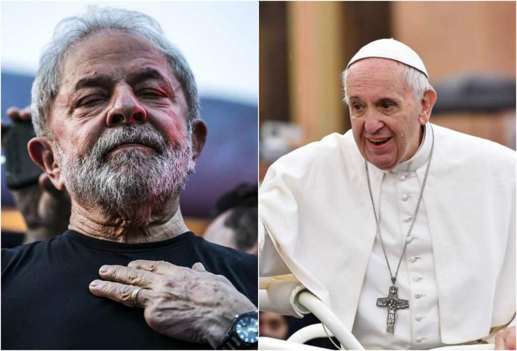 Favorito de la ciudadanía de cara a las elecciones — Lula da Silva