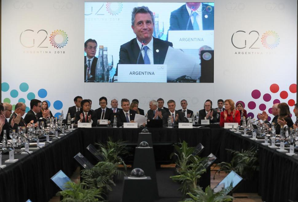 Ministros de Agricultura del G20 avalaron libre comercio
