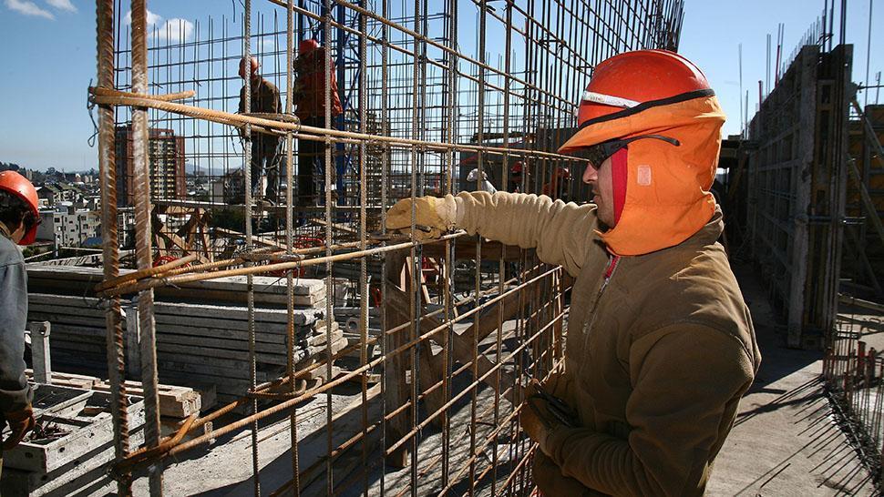 Caídas en construcción y en la industria - País