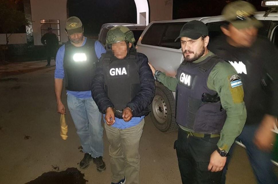 Cae 'capo' boliviano que llevaba droga a Argentina