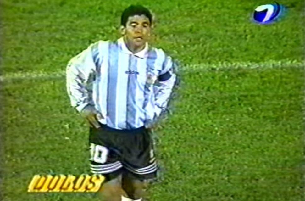 El 20 de abril de 1994 la selección argentina jugó ante Marruecos un amistoso que inauguró el actual estadio de Gimnasia y Tiro