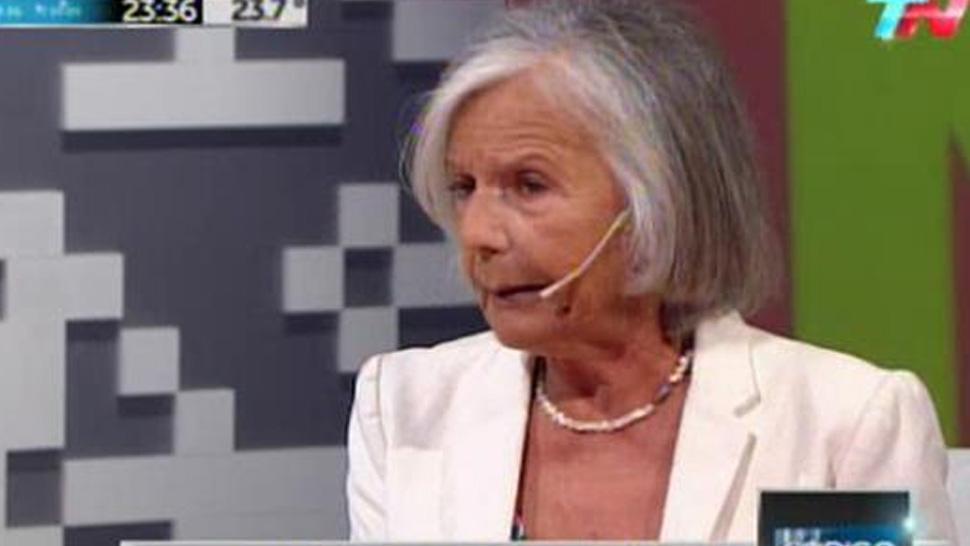 Beatriz Sarlo Dijo Que Macri Le Resulta Mortal De
