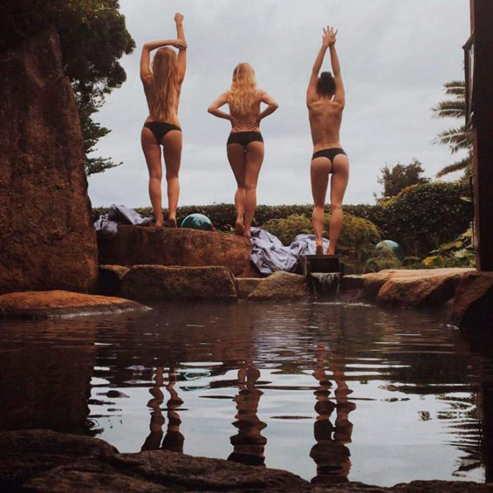 Filtraron fotos en topless de Maisie Williams, la actriz