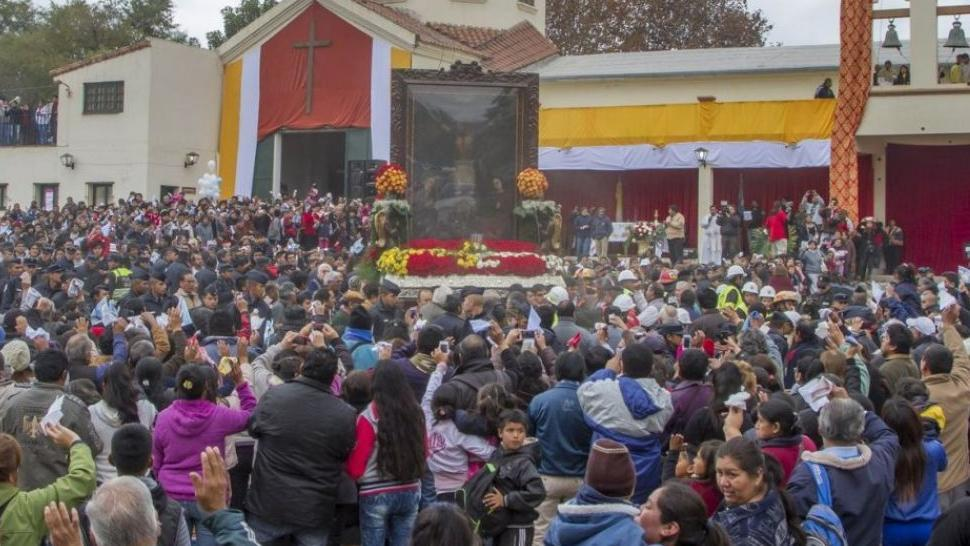 Este domingo se vivirá la fiesta grande del Cristo de Sumalao: conocé los detalles