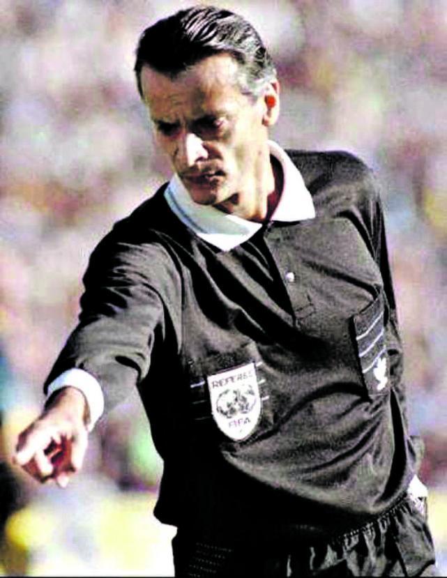 Javier Castrilli: el árbitro irrepetible - LA GACETA Salta