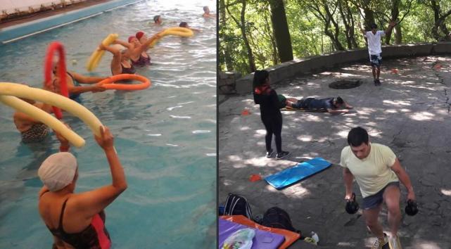 a6e6905cd039 Conocé dónde podés practicar gimnasia y natación gratis - LA GACETA ...