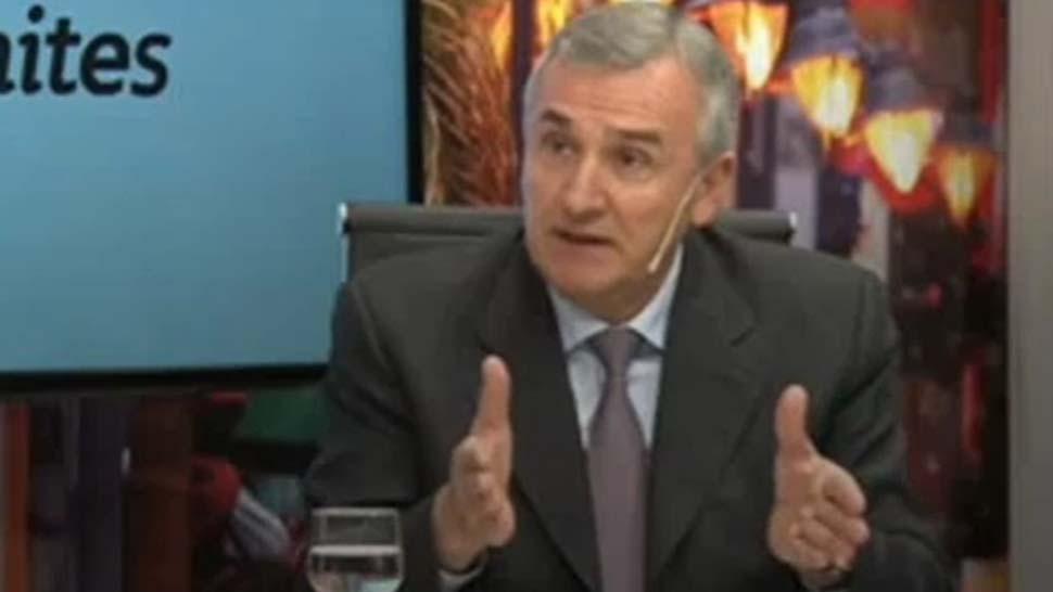 El gobernador de Jujuy criticó a Urtubey por el conflicto del ingenio San Isidro