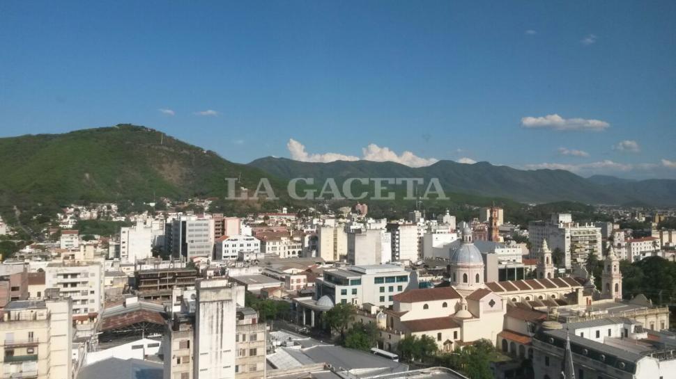 Tiempo en Salta: vuelve el sol e inicia un paulatino ascenso de las temperaturas para el finde