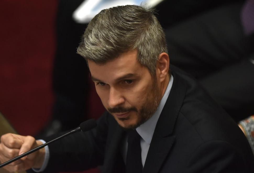 """Mi cargo fue diseñado para recibir críticas"""", dijo Marcos Peña - LA ..."""