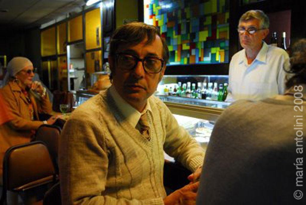 Cerr U00f3 El Bar Al Que Iba Francella En U0026quot El Secreto De Sus