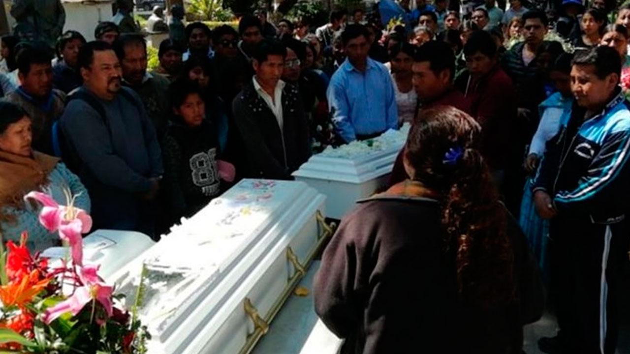 Actualidad: En Bolivia, una madre ahorcó a sus tres hijos