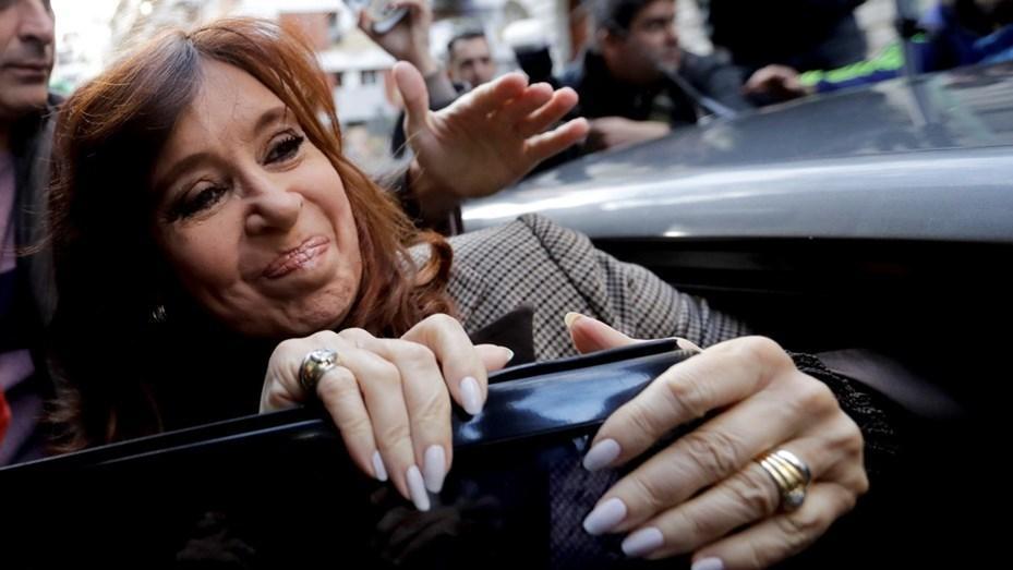 Una parlamentaria del mercosur quiere ver presa a cristina for Canal cocina sergio fernandez