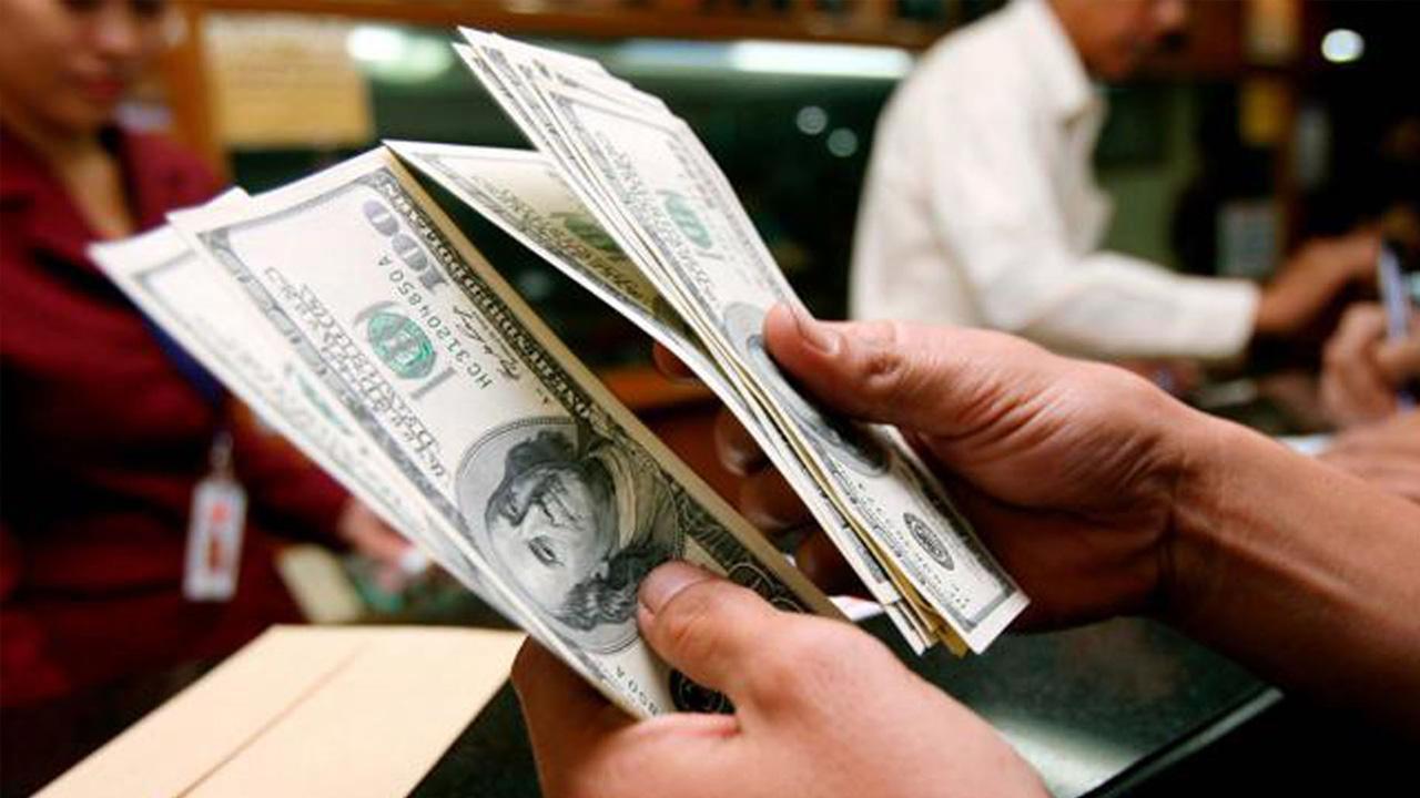 El dólar cerró la semana alrededor de los 42 pesos
