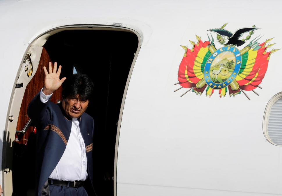 Bolivia reclamará a La Haya por fallo