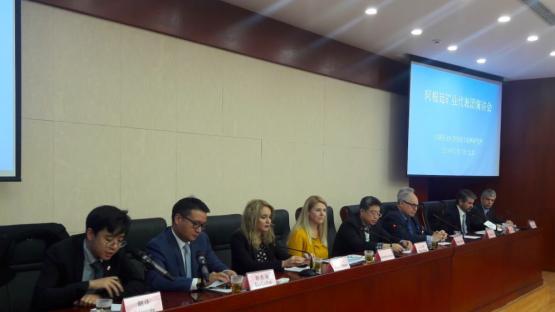 UCASAL trabaja en el intercambio y la generación de redes con China